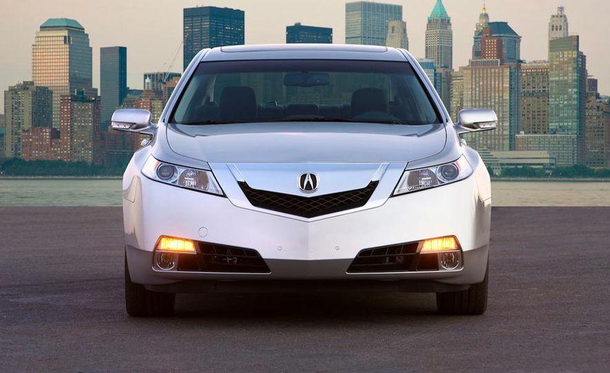 2011 Acura TL SH-AWD - Slide 13