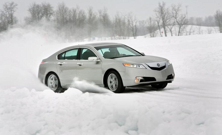 2011 Acura TL SH-AWD - Slide 18