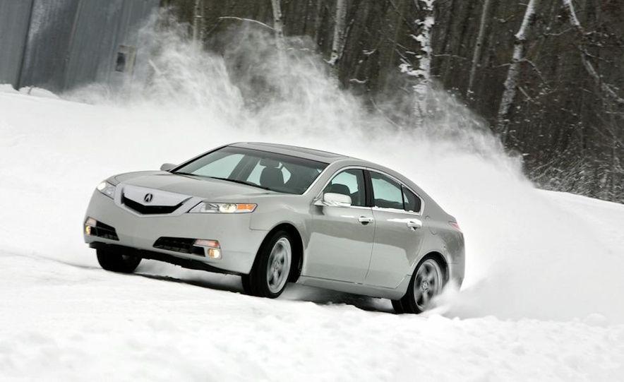 2011 Acura TL SH-AWD - Slide 19