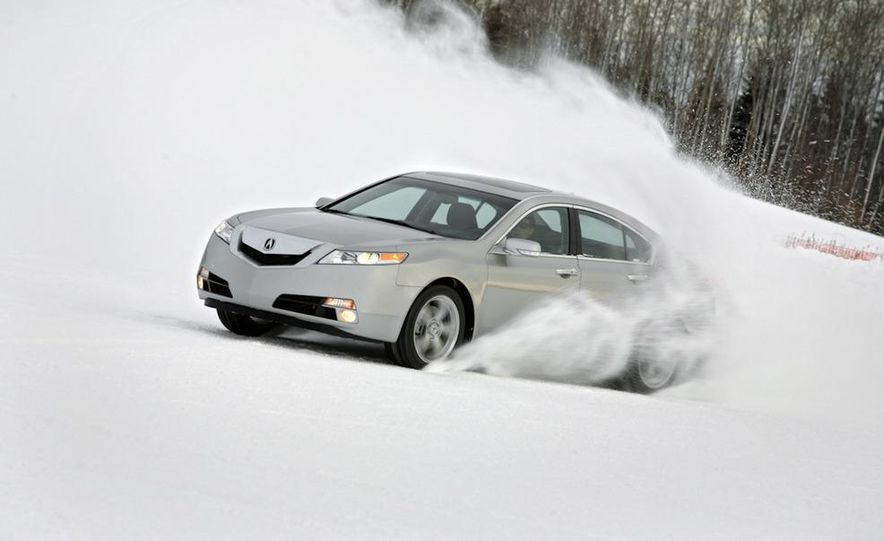 2011 Acura TL SH-AWD - Slide 20