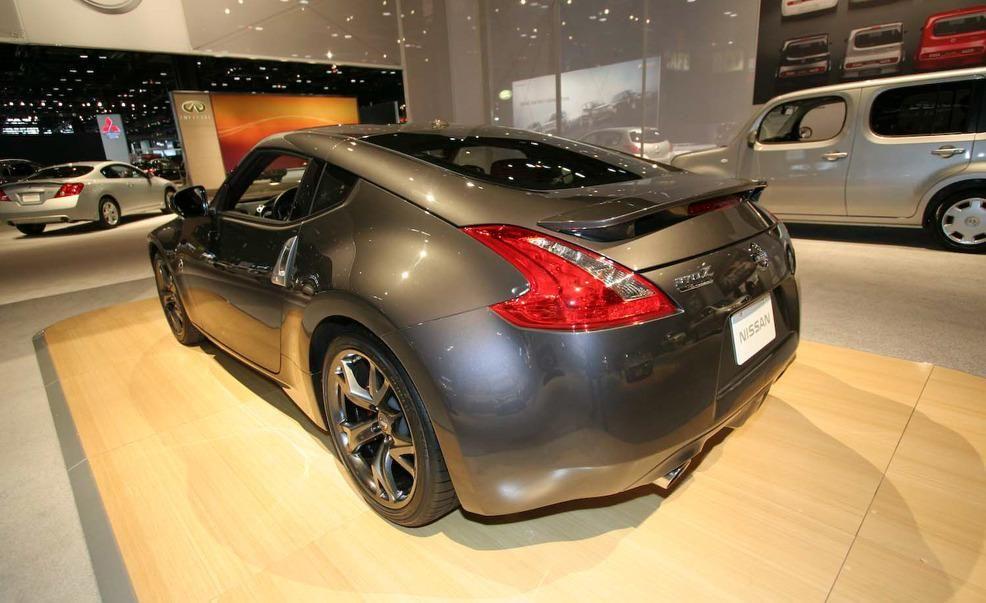2010 Nissan 370z 40th Anniversary Edition