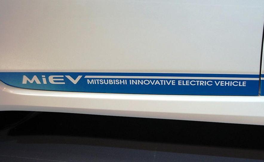 Mitsubishi i-MiEV Cargo concept - Slide 4