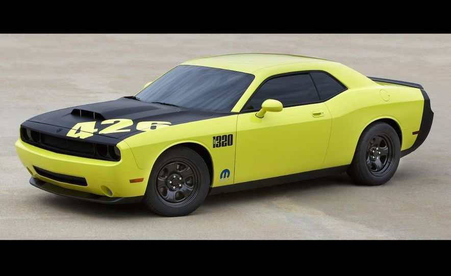Dodge Challenger 1320 - Slide 4