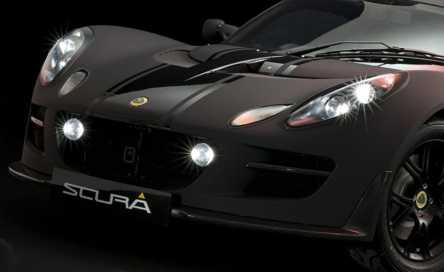2010 Lotus Exige Scura - Slide 12