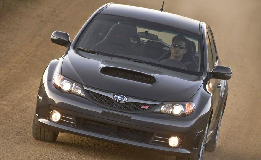 Ken Block Subaru Impreza WRX STI rally car - Slide 33