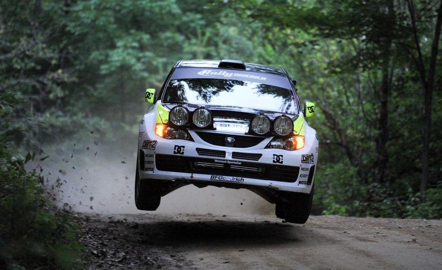 Ken Block Subaru Impreza WRX STI rally car - Slide 2