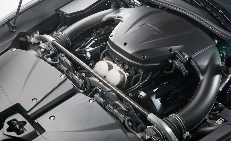 2012 Lexus LFA - Slide 44