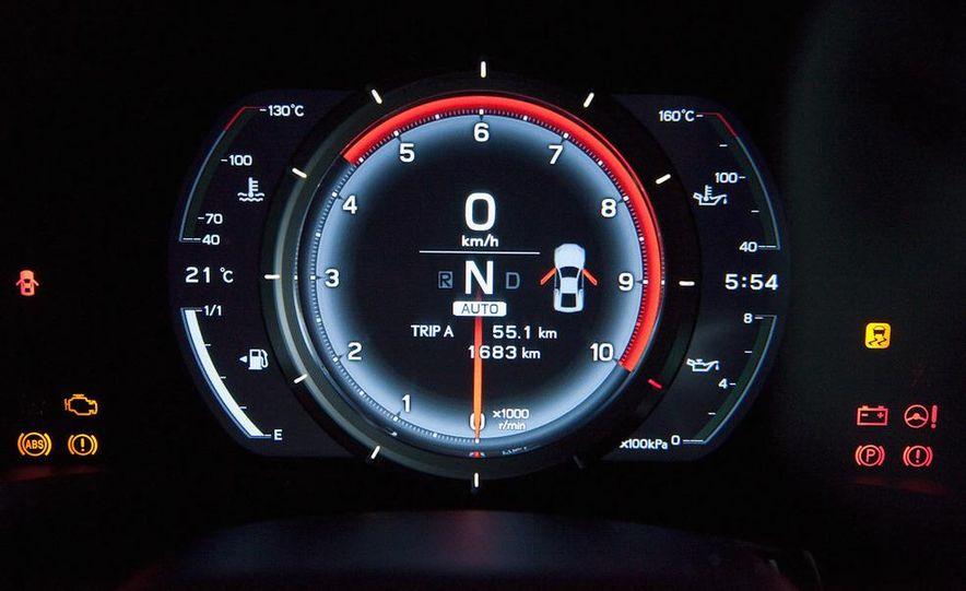 2012 Lexus LFA - Slide 48