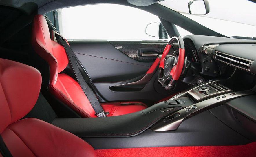 2012 Lexus LFA - Slide 46