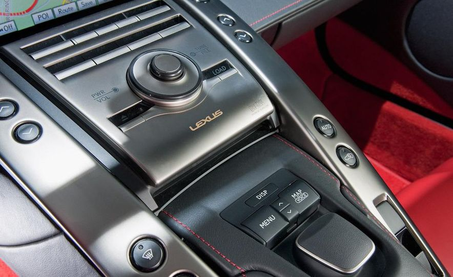 2012 Lexus LFA - Slide 50