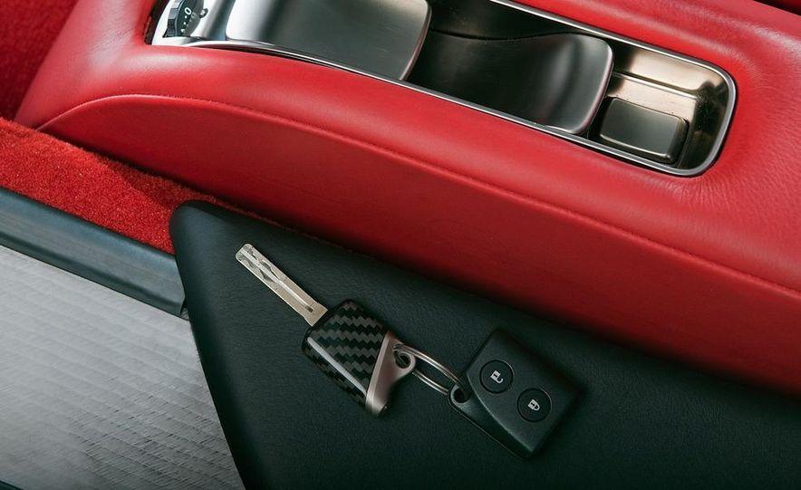 2012 Lexus LFA - Slide 55