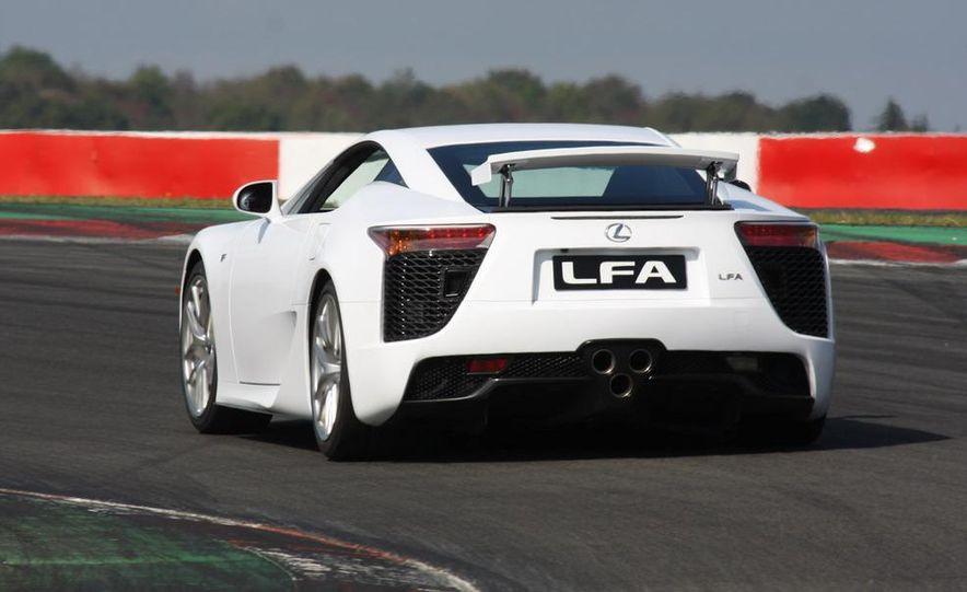 2012 Lexus LFA - Slide 61