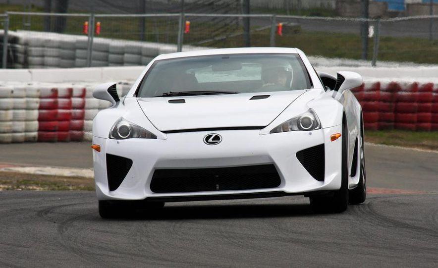 2012 Lexus LFA - Slide 62