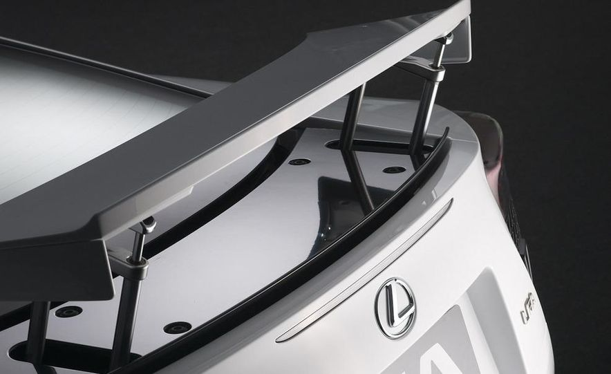 2012 Lexus LFA - Slide 43