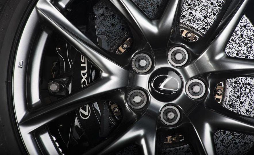 2012 Lexus LFA - Slide 42