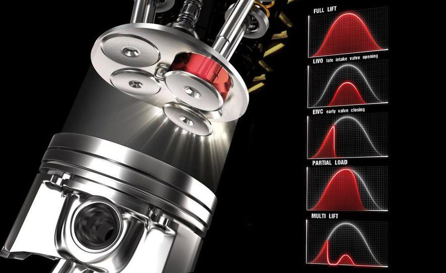 Fiat's 'Multiair' system (artist's rendering) - Slide 2