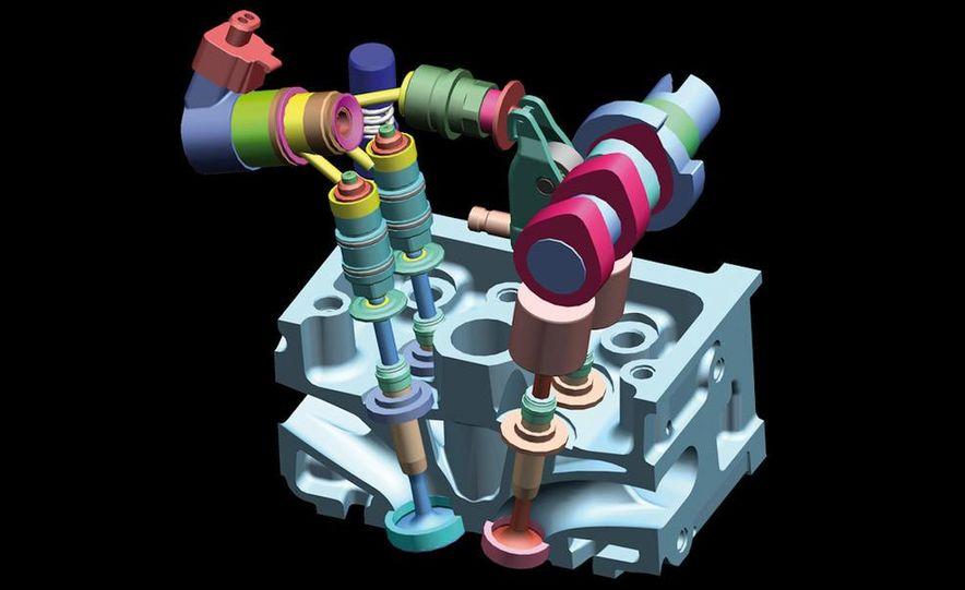 Fiat's 'Multiair' system (artist's rendering) - Slide 6