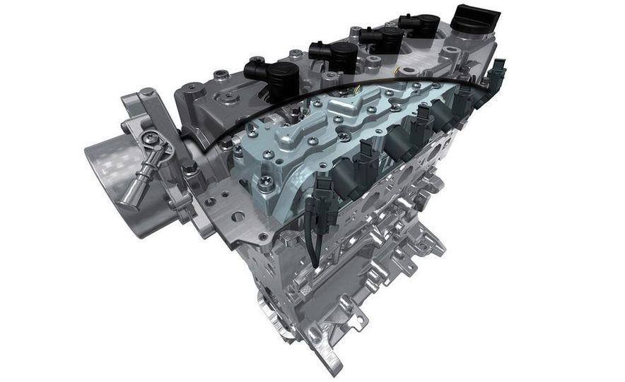 Fiat's 'Multiair' system (artist's rendering) - Slide 8