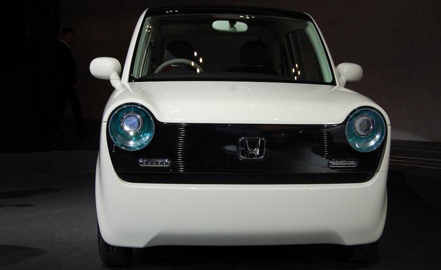 Honda EV-N concept - Slide 1