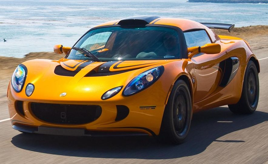 2009 Lotus Exige S 260 Sport Pictures  Photo Gallery  Car and Driver