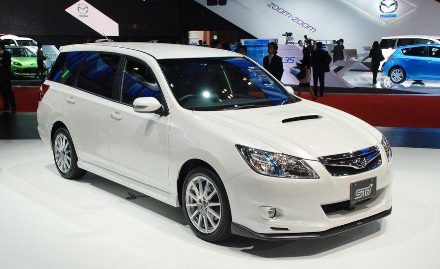 Subaru Exiga 2.0GT Tuned by STI - Slide 3