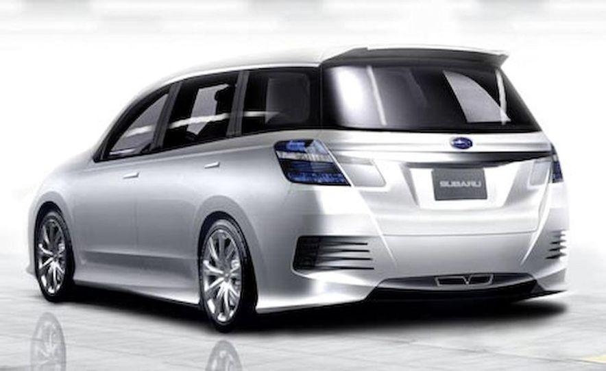 Subaru Exiga 2.0GT Tuned by STI - Slide 13