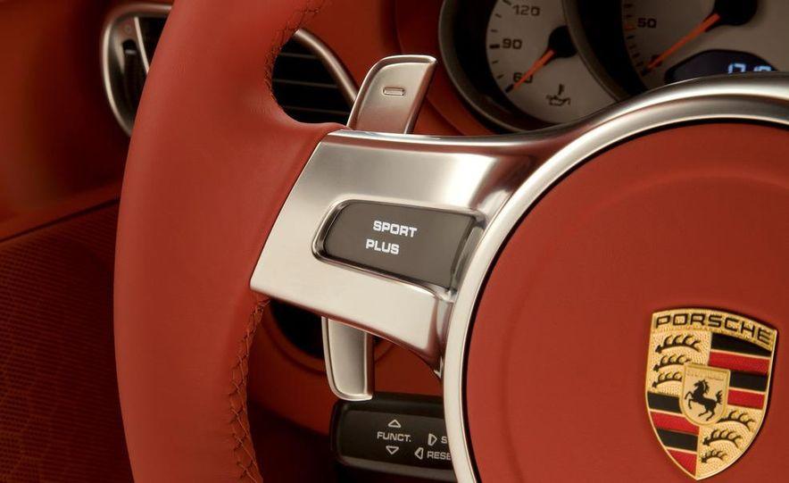 2010 Porsche 911 Turbo coupe - Slide 20