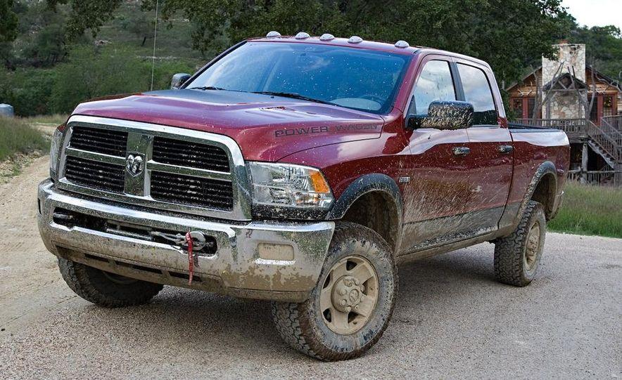 2010 Dodge Ram 3500 Heavy Duty - Slide 3