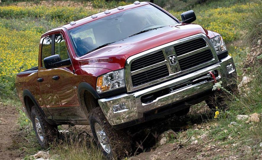 2010 Dodge Ram 3500 Heavy Duty - Slide 4