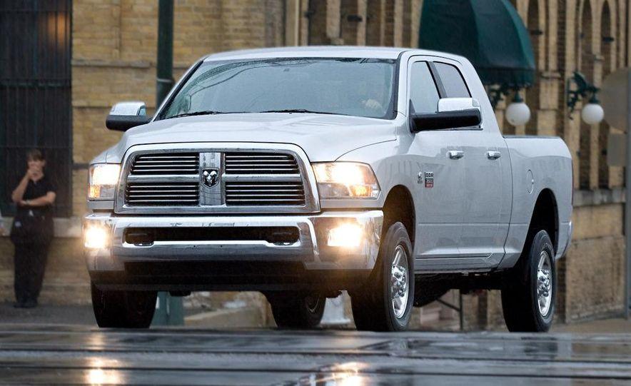2010 Dodge Ram 3500 Heavy Duty - Slide 10