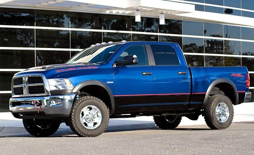 2010 Dodge Ram 3500 Heavy Duty - Slide 13