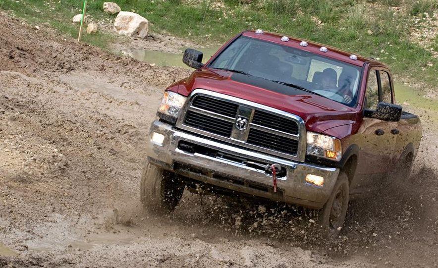 2010 Dodge Ram 3500 Heavy Duty - Slide 16