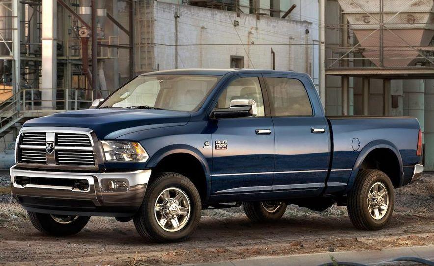 2010 Dodge Ram 3500 Heavy Duty - Slide 19