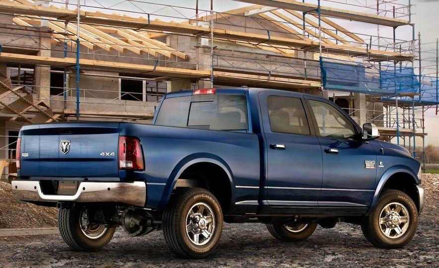 2010 Dodge Ram 3500 Heavy Duty - Slide 20