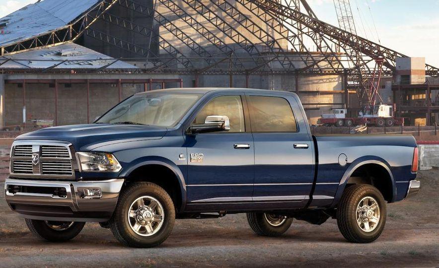 2010 Dodge Ram 3500 Heavy Duty - Slide 24