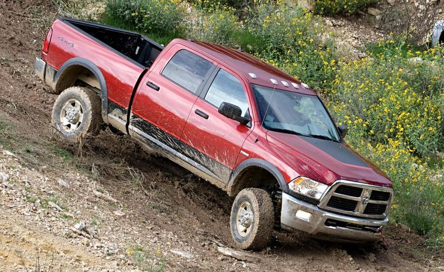 2010 Dodge Ram 3500 Heavy Duty - Slide 28