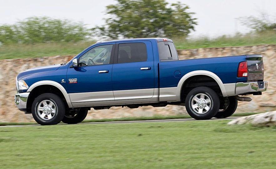 2010 Dodge Ram 3500 Heavy Duty - Slide 34
