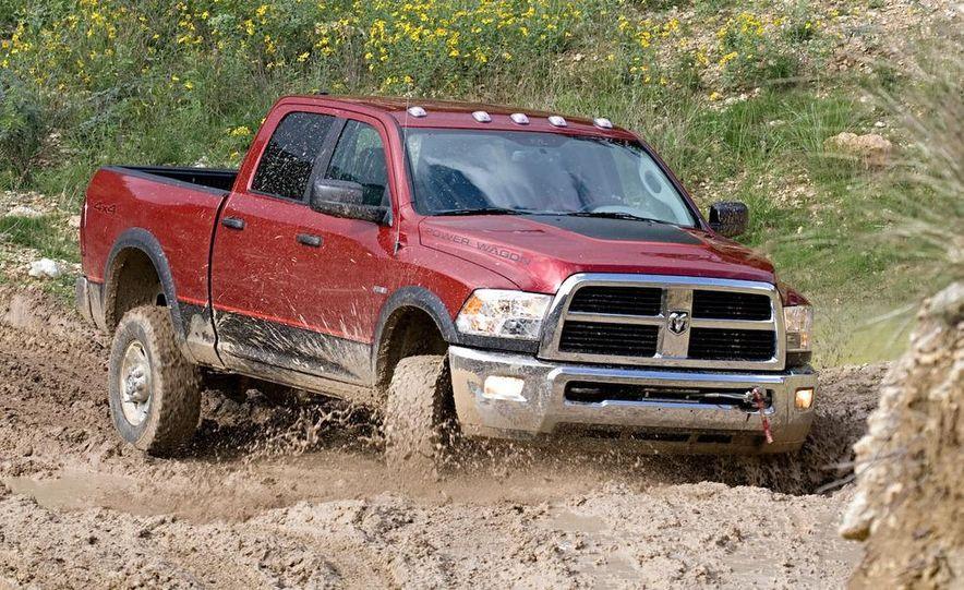 2010 Dodge Ram 3500 Heavy Duty - Slide 40