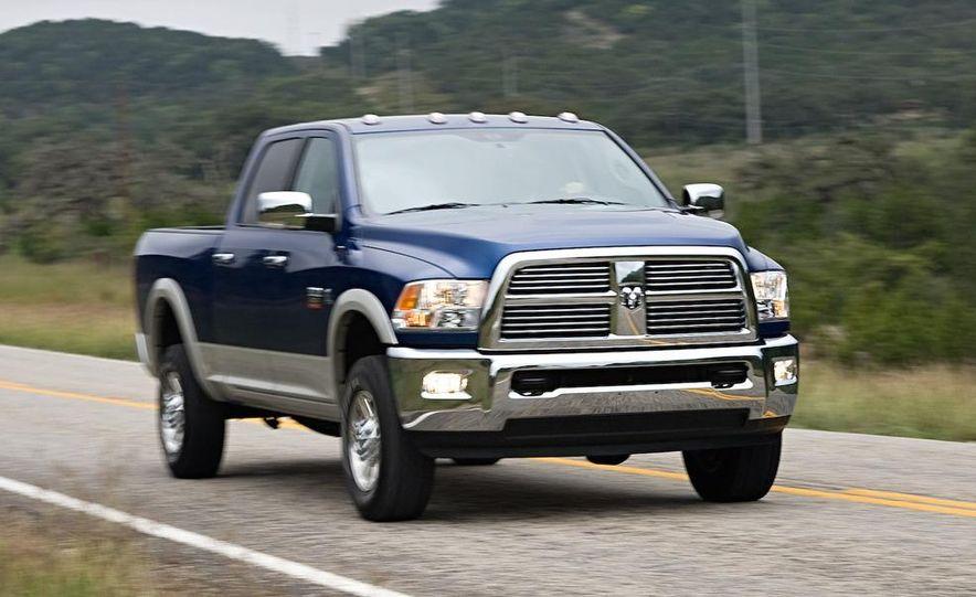 2010 Dodge Ram 3500 Heavy Duty - Slide 45