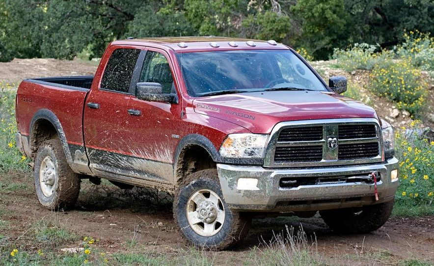 2010 Dodge Ram 3500 Heavy Duty - Slide 52