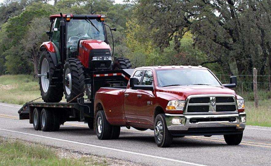 2010 Dodge Ram 3500 Heavy Duty - Slide 57