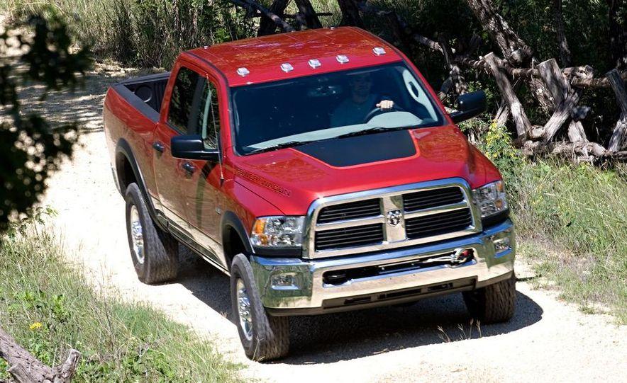 2010 Dodge Ram 3500 Heavy Duty - Slide 55