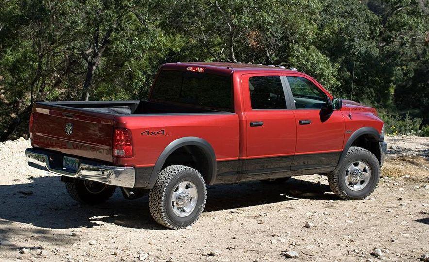 2010 Dodge Ram 3500 Heavy Duty - Slide 69