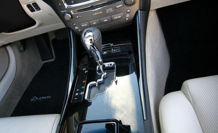 2010 Lexus IS350C by Fox Marketing - Slide 23