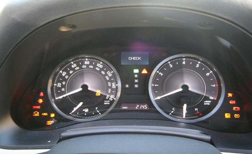 2010 Lexus IS350C by Fox Marketing - Slide 24