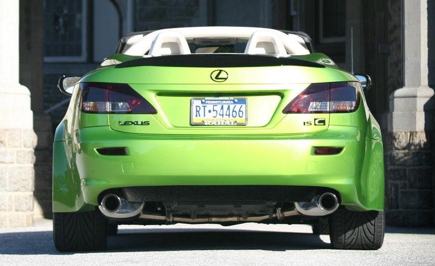 2010 Lexus IS350C by Fox Marketing - Slide 3