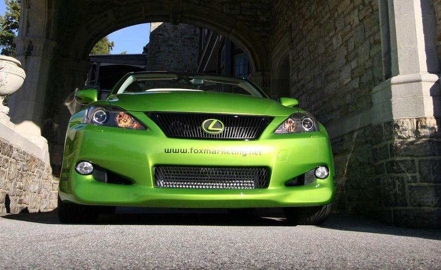2010 Lexus IS350C by Fox Marketing - Slide 2