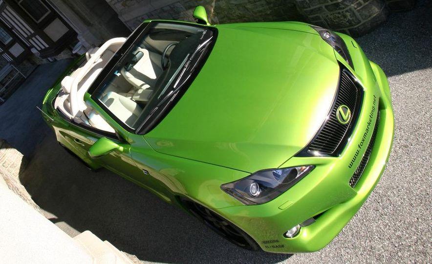 2010 Lexus IS350C by Fox Marketing - Slide 5