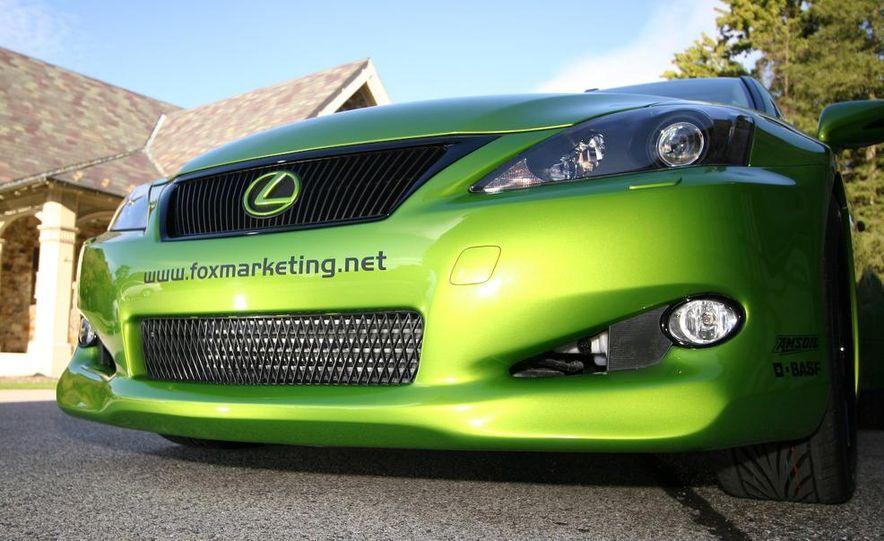 2010 Lexus IS350C by Fox Marketing - Slide 1