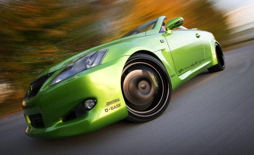2010 Lexus IS350C by Fox Marketing - Slide 6